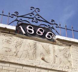 History 1886 Legacy Bank KS History