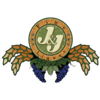 J & J Fine Liquor Local Legacy Merchant Logo