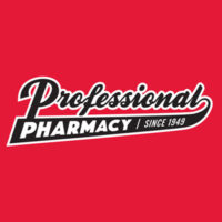 Professional Pharmacy Local Legacy Merchant Logo