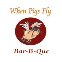When Pigs Fly BBQ Local Legacy Merchant Logo