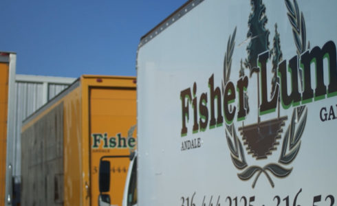 Customer Testamonial Fisher Lumber