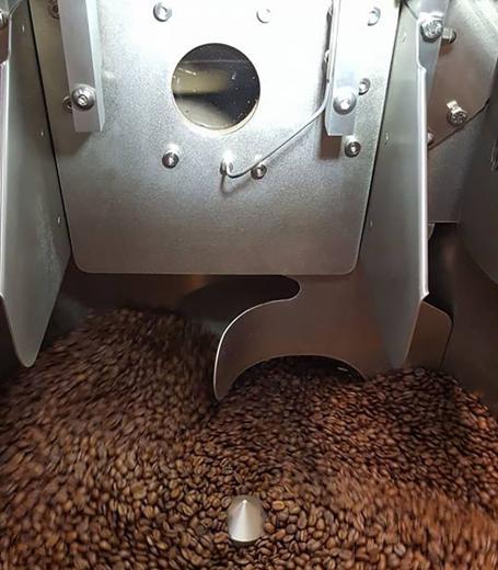 Coffee Roaster Website