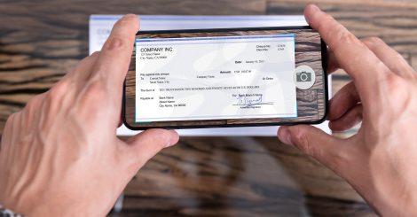 Mobile Check Deposit 2