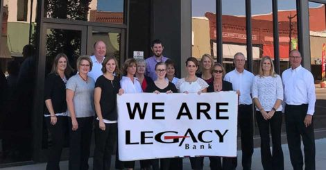 Legacy Bank Ks News Pratt Merge