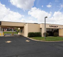 North Woodlawn Wichita Kansas Legacy Bank Location 1