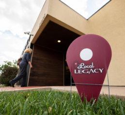 North Woodlawn Wichita Kansas Legacy Bank Location 4