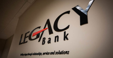 Sedgwick Kansas Legacy Bank Location 1